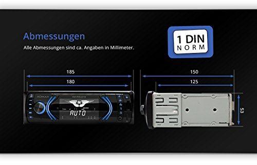 Autoradio-DIN-Maße