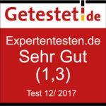 Getestet Gross Siegel JPG Expertentesten
