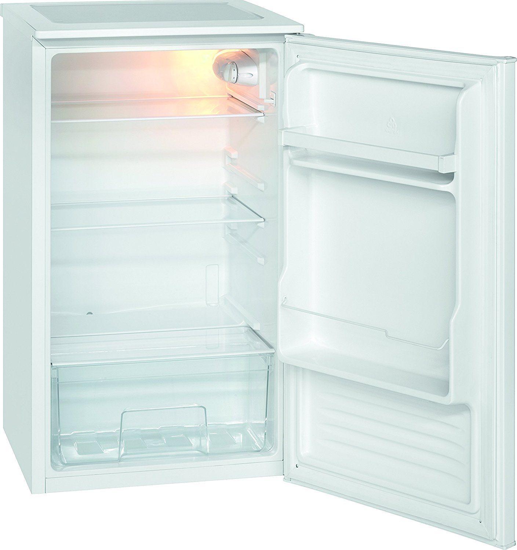 Innenbeleuchtung von Einbaukühlschrank mit Gefrierfach