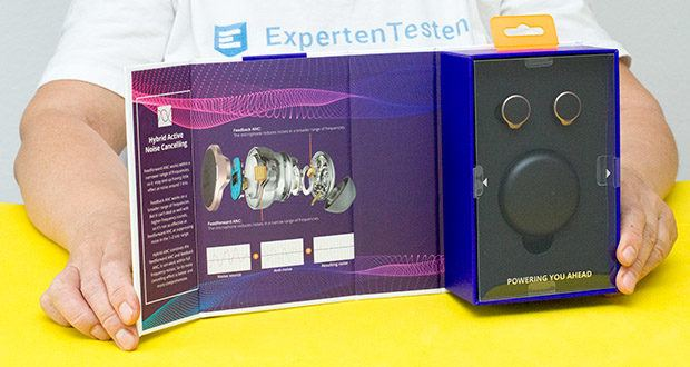 Tronsmart Apollo Bold Bluetooth Kopfhörer im Test - 360° Hybrid Active Noise Cancelling (ANC)