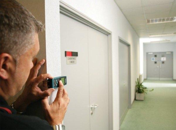 Kaleas Profi Laser Entfernungsmesser Ldm 500 60 Idealo : Makita ld p entfernungsmesser im test expertentesten