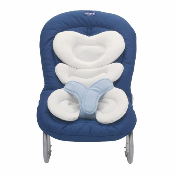 Der Sitz kann auf Ihr Kind angepasst werden