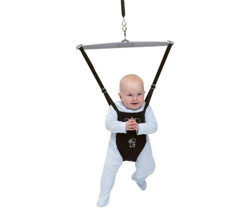 Der Babyhopser für den Türrahmen