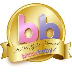 bizzie baby gold award