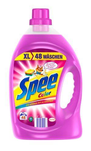Colorwaschmittel für bunte Wäsche