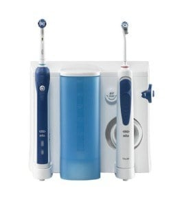 Braun Oral-B Professional Care Mundpflege Center 3000 im Praxistest