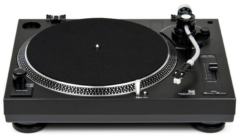 Dual USB DJ Plattenspieler