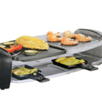 Raclette mit heißem Stein von Eifa
