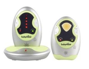 Die Eltern- und Babyeinheit des Babyphone A014002 – Babyphon Expert Car