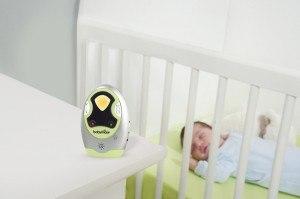Die Babyeinheit des A014002 – Babyphon Expert Car