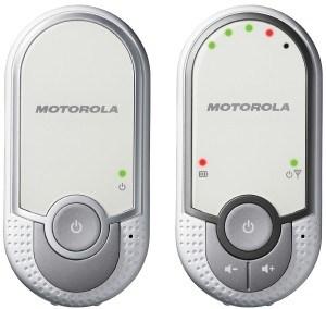Die Baby- und Elterneinheit des Babyphone Motorola 188602 MBP11