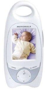 Die Babyeinheit des Motorola 188404-MBP30 Digitales Babyphone