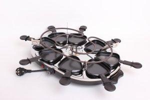 Die Grillplatte des Korona Raclette-Grill 45000 ist abnehmbar