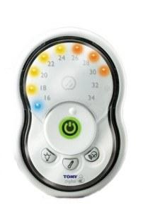Die Elterneinheit des Tomy Trust Babyphone Digital TD300