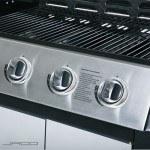 Broil-master® BBQG01DE schwarz M+K Gasgrill