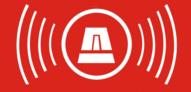 Gasgrill Alarm Symbol Darstellung