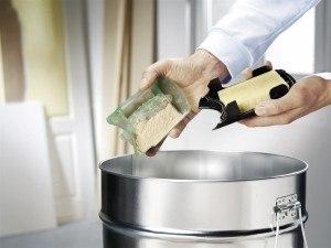 Der Bosch PSS 250 AE Schwingschleifer bietet eine einfache Reinigung.