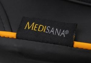 Das Material der Medisana MCN Massagematte ist sehr hochwertig.