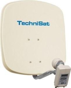 Die Satellitenschüssel TechniSat DigiDish bietet sehr gut Bild- und Tonqualität