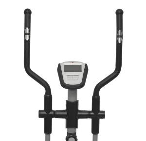 Christopeit Crosstrainer AX 6 hat einen Handpulssensor