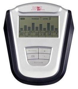 Christopeit Crosstrainer AX 6 mit 4 Herzfrequenzprogrammen