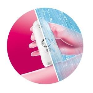 Nass und Trocken - Epilierer Braun 7681 WD Silk epil