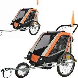 tiggo fahrradanhänger babyschale