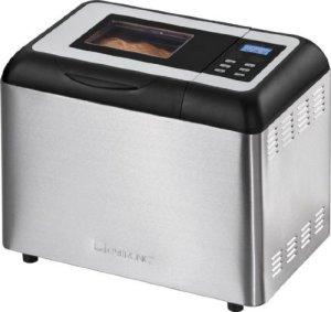 Der Clatronic BBA 3365 Brotbackautomat verfügt über viele nützliche Funktionen