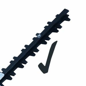 Das Schwert der Einhell Benzin-Heckenschere BG-PH 2652