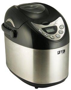 Der RTC Edelstahl Brotbackautomat BME 10 verfügt über die wichtigsten Funktionen als Brotbackautomat.