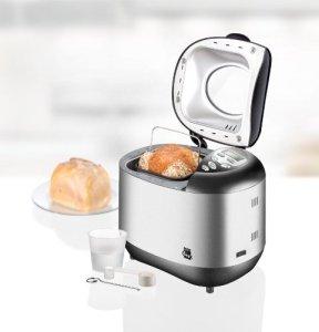 Mit dem Unold 8695 Brotbackautomat schwarz / Onyx lassen sich leckere Brote backen
