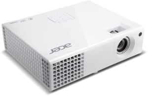 Beamer Acer-3D-WXGA-DLP-Projektor Vorderseite