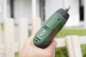 Anzeige Akkuschrauber Bosch PSR 7,2 LI Home Series