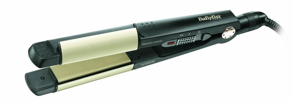 BaByliss ST70E Haargl%C3%A4tter ICurl Pro 230
