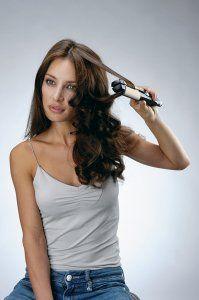 Glätteisen BaByliss-ST70E-Haarglätter-iCurl-Pro-230 Lockenfrisur