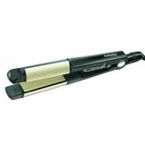 BaBylis iPro 230 iCurl Glätteisen in schwarz-gold