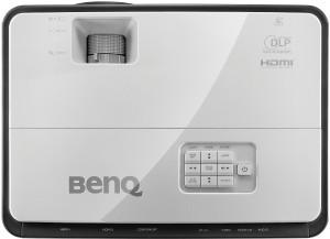 Beamer BenQ-W750-DLP-Projektor-Oberseite