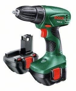 Akkuschrauber Bosch PSR 12 HomeSeries