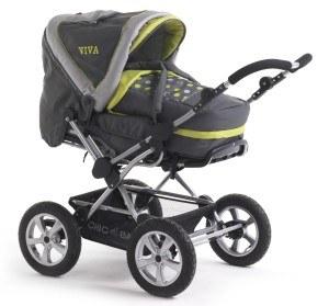 Kombikinderwagen Chic 4 Baby VIVA