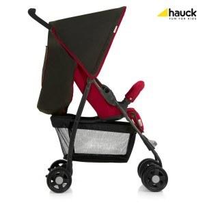 Der Hauck Sport SP12 Shopperwagen ist wendig und leicht.