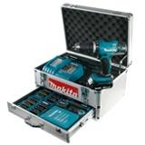 Produktrezension über den Makita BHP453RHEX5 Akku-Schlagbohrschrauber
