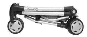 Quinny Zapp Buggy laut Hersteller der kleinste Buggy der Welt.