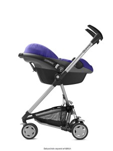 Quinny Zapp Buggy Zapp mit Adapter für die Babyschale