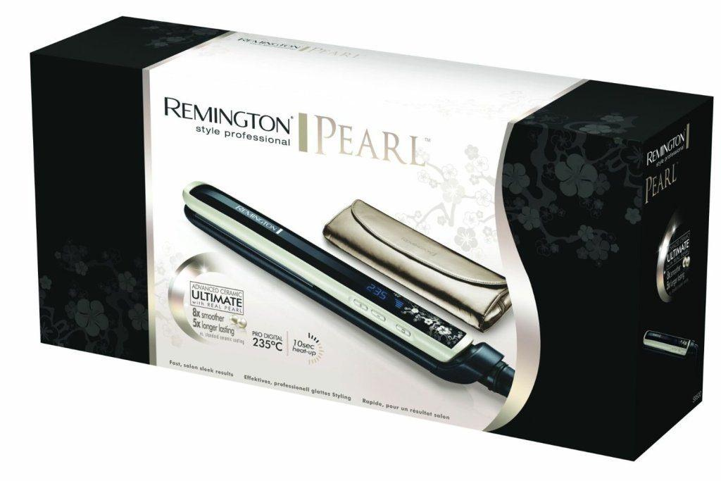 Remington S9500 Haargl%C3%A4tter Pearl Verpackung