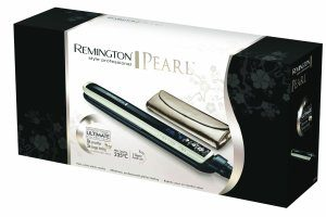 Glätteisen Remington-S9500-Haarglätter-Pearl Verpackung