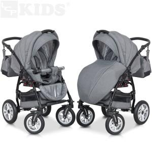 Varianten Kombikinderwagen LCP Kids 3 in 1