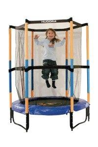 Unser Vergleichssieger im großen Kindertrampolin Test: Test: Hudora Kinder Trampolin Joey