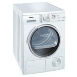 Der Siemens iQ700 WT46W562 Wärmepumpentrockner