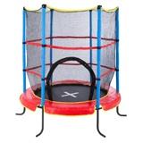 Mit dem Indoortrampolin von Jumper können auch die Kleinsten Trampolin springen