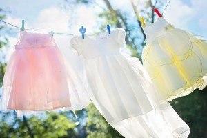 Wäscheleine als Alternative zum Wäschetrockner